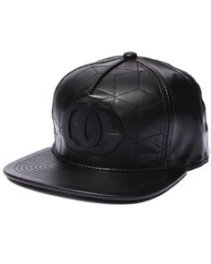 Rocksmith - OG Quilted Faux Leather Strapback Hip Hop Hat, Scarf Hat, Air Force Ones, Best Sellers, Street Wear, Baseball Hats, Packaging, Cap, Urban