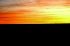 Sunset on Cordillo Downs (1)