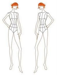fashion outlines - Google Search