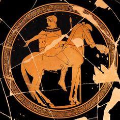 GRECE – Vases Grecs – Arrête ton char Ancient Greek Art, Ancient Greece, Greek Pottery, Pottery Art, Sea Peoples, Rome, Historical Art, Vases, Designs To Draw