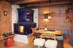 Design Case, Cabin, Home Decor, Stoves, Garage, Home Decoration, Drawing Drawing, House, Fire Pits