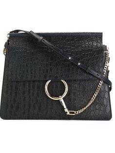 5566d4bf4f4e CHLOÉ  Faye  Shoulder Bag.  chloé  bags  shoulder bags  lining