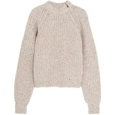 Étoile Isabel Marant Happy knitted sweater ($470) ❤ liked on Polyvore featuring tops, sweaters, beige, pink tops, asymmetrical zip sweater, etoile isabel marant sweater, colorful sweaters and colorful tops