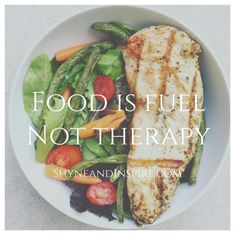 Eat to nourish your body. Fitness | Clean Eating | Beauty | Fashion | Inspiration @ ShyneandInspire.com