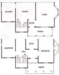 plan de maison victorienne