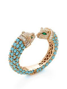 Jaguar Cuff Bracelet by Kenneth Jay Lane on sale now on Gilt.