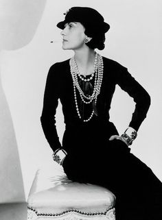 Top 50 fashion designers of all time - Coco Chanel - http://www.bykoket.com/blog/