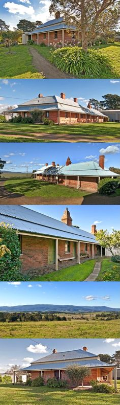 Breadalbane, Eden Park, was built in 1865 by Ewen and Janet Robertson on the 1000 acre property they had purchased in c1854. It is a 12-roomed, single-storey homestead of hand-made bricks with a hipped roof and full-length skillion verandahs. After Robertson's death in 1888 the land was subdivided into 1,300 lots and marketed as the Eden Park Estate. Despite the beautiful setting, few blocks sold; by 1901 little more than one hundred persons of small means had acquired lots at Eden Park…