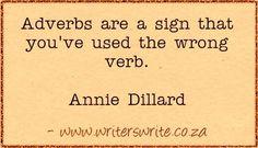 Quotable - Annie Dillard