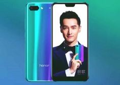 Honor 10 with 6GB RAM, Dual (16MP+24MP) Rear camera, 24MP front camera launched in China coming soon to India priced under Rs 30,000: