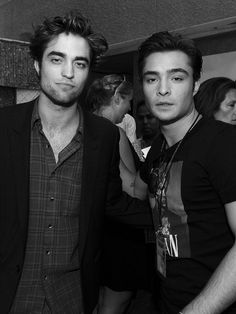 Robert Pattinson/Ed Westwick