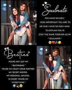 Happy Birthday Best Friend Quotes, Birthday Quotes For Best Friend, Best Friend Lyrics, Best Friends Forever Quotes, Birthday Captions, Vie Motivation, Best Friend Quotes Funny, Better Life Quotes, Real Friendship Quotes