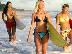 Ultimate thinspo movie: Blue Crush. Full of fit, hot chicks!!!  See more photos of woman at www.freestock.at