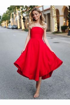 8672cb7b0bed Fine Homecoming Dresses 2019, Red Homecoming Dresses, A-Line Homecoming  Dresses