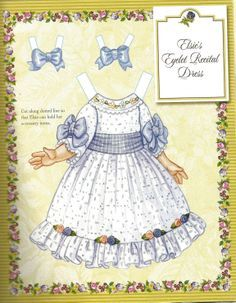 Image result for elsie dinsmore paper doll