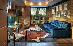 bohemian decor, rich room colorsand modern interior decorating ideas
