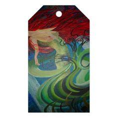 #fishing - #Enchanted Mermaid Gift Tags