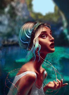 Kari Günther   Paintable.cc Digital Painting Inspiration - Learn the Art of Digital Painting! #digitalpainting #digitalart