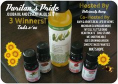 Puritan's Pride Giveaway