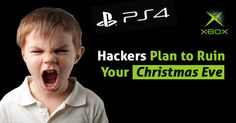 Insane Hacker Group Lizard Squad Plans to Ruin Christmas Eve for Millions of PlayStation and Xbox Live Gamers by DDoS Attack