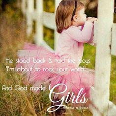 God Made Girls - RaeLyn