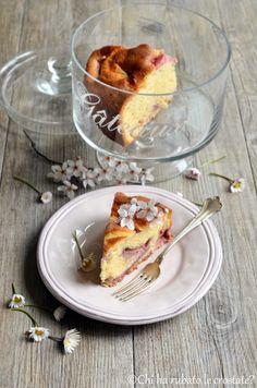 Chi ha rubato le crostate? : » Primavera? Torta soffice alle fragole e mascarpone (e foto corsi)