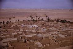 .. الجنوب الليبي قرية الفقهاء ..