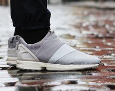 online store 26033 ee624 Rezet Store - Mens sneakers - Adidas - Adidas - ZX Flux Slip On
