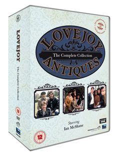 Lovejoy - The Complete Collection [DVD]: Amazon.co.uk: Ian McShane: DVD & Blu-ray
