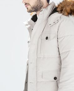 ZARA - SALE - FOUR POCKET PARKA