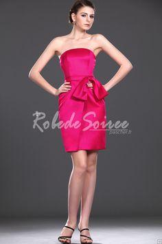 Nouveau bustier rose robe de demoiselle [ROBECOCKTAIL0073] - €98.56 : Robe de Soirée Pas Cher,Robe de Cocktail Pas Cher,Robe de Mariage,Robe de Soirée Cocktail.