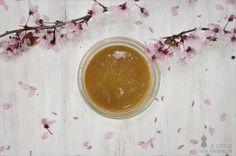 Beauty-DIY: Gesichtspeeling aus Honig und Zucker #beauty #pflege #haare #haut #gesicht #kur #körper #filizity
