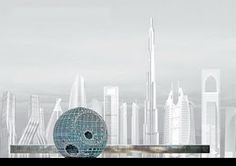 Death Star by Rem Koolhaas