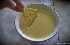 Salsas para untar con nachos Vol. 1