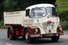 Foden Sam Longson Ltd Dump Trucks, Cool Trucks, Big Trucks, Pickup Trucks, Antique Trucks, Vintage Trucks, Steam Trains Uk, Old Lorries, Old Commercials