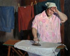 """""""Laundry Day"""" by Eric Bowman"""