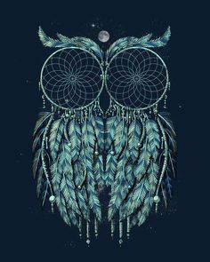 """Owl: I think I can see two dream catchers in there, can't you?) Mo Have to make this!"" thinking maybe this instead of a sugar owl to match my sugar skull thigh tattoos Buho Tattoo, Et Tattoo, Piercing Tattoo, Tattoo Owl, Night Owl Tattoo, Tattoo Pics, Samoan Tattoo, Polynesian Tattoos, Tattoo Fonts"