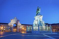 Lisboa em janeiro #viagem #lisboa #portugal