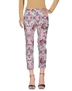 PESERICO SIGN Women's Casual pants White 6 US