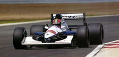 Eric van de Poele (South Africa 1992) by F1-history