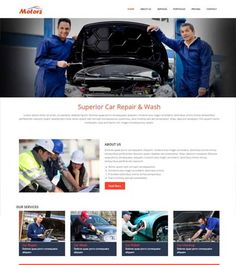 Car-Repair-Free-Bootstrap-Template