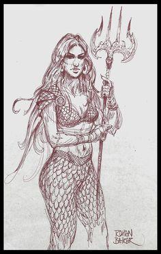 Sketch, rohan baikar on ArtStation at https://www.artstation.com/artwork/a1Ob2