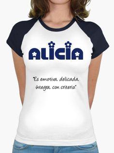 Alicia T Shirt, Women, Fashion, Chemises, Feminine, Colors, Supreme T Shirt, Moda, Tee Shirt