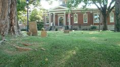 Gravestones - Shelby county Library | Flickr - Photo Sharing!
