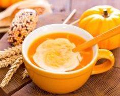 Potage à la citrouille (facile, rapide) - Une recette CuisineAZ