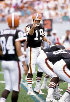 Bernie Kosar Browns   Since there is a lull in anything happening Browns news wise (except ...