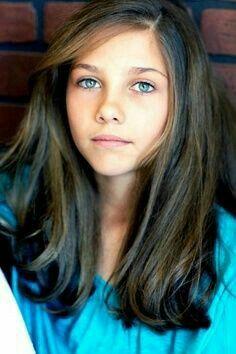 Cute Hairstyle For Hannah