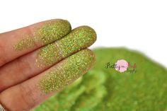 Apple Green Iridescent Ultra Fine Glitter
