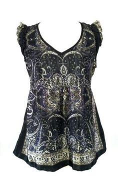 Vintage stijl top tuniekje maat XL. Tante Twiggy <3 www.marktplaats.nl/verkopers/20281615.html