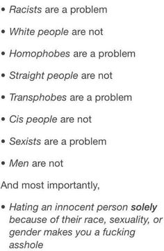 It's sad to think that this isn't just common sense for some people